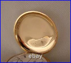 125 YEARS OLD ELGIN 14k MULTICOLOR GOLD FILLED HUNTER CASE 16s POCKET WATCH