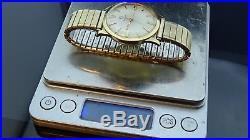 14K Solid Gold Heavy Case Rolex Tudor Automatic Luxury man wrist watch
