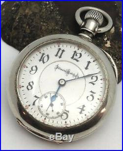 dueber pocket watch case serial numbers