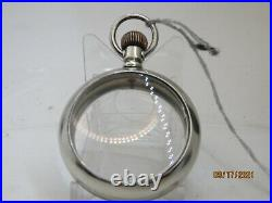 18S Dueber Monster display style antique pocket watch case
