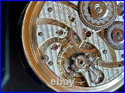 1928 Hamilton 950, Model 3,16s, 23J, BOC, Railroad Grade in Gorgeous 10k GF Case