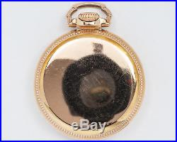 1931 Illinois 16s 21j 60hr Elinvar Bunn Special 161A in Bunn Special Case