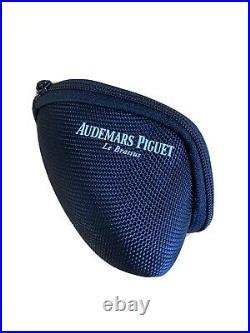Audemars Piguet AP A. P. Watch Black Travel Case/Box/Pouch from Japan