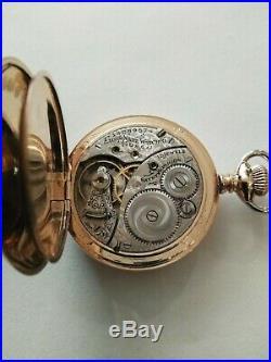 Pocket Watch Case » Blog Archive » Elgin 0S  15 jewel mint