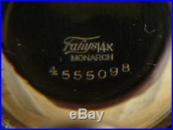 Elgin Ladies Pendant Watch, 14K Gold Hunting Case, 3/0 Size