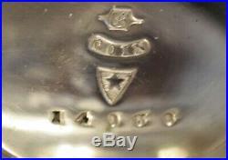 Elgin Veritas 21 Jewel 18 Size Pocket Watch with Sterling 4 oz Case