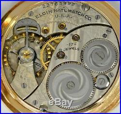 Elgin Vintage Pocket Watch
