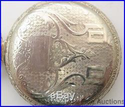 Fancy 20th Century B617849 Ball 23J Ultra Fine Case Dial Pocket Watch