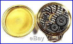 Hi-grade Dead Accurate Late Model Hamilton 950b 16s 23j 6p Boc Hamilton Case Rr
