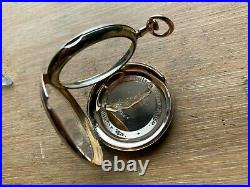 Hamilton 910 12s Pocket Watch Case, 25 Year Gold Filled