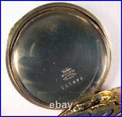 Hamilton 993 Special 21 Jewel 16s Rare Hunting Case Pocket Watch