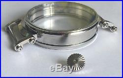 NEW! CASE STEEL for Pocket Watch