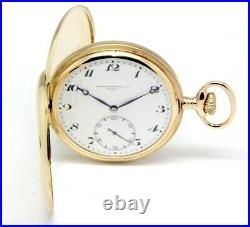 Patek Philippe, With Original Case and Papers, 18k Gold Case, ca. 1914