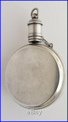RARE POCKET WATCH for EXPLORERS by BLOCKLEY SPECIAL CASE & FITTED BOX H. M. 1913