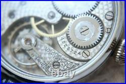 REGULATOR Vintage 1914`s Omega Pocket Swiss movement in New wrist Men Case