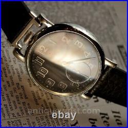 Rolex GSTP British military issued WW2 pilots mens vintage watch screw case