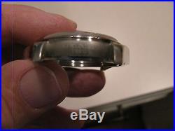 Rolex Submariner Stainless Wristwatch Case 116610