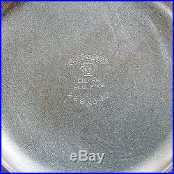 Unique Wwii 16's 22j Hamilton 4992b 800 Silver Case Rare 24hr Melamine Dial Hack