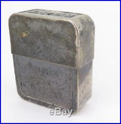 Unusual 1880 Waltham 18s 7j Movement in an Original Salesman Display Case