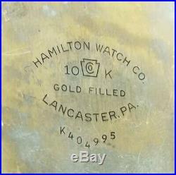 VERY RARE! HAMILTON 950B RAILWAY SPECIAL 23J POCKET WATCH w Case & Outer Box