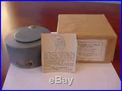 Very Rare New Old Stock In The Box Military 4992b Hamilton Carrying Case Unused