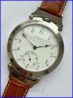 Vacheron Constantin pocket watch in new handmade case