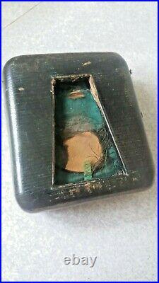 Vintage / Antique Goliath Cased Pocket Watch Spares / Repairs