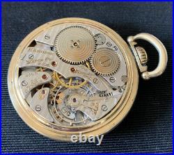 Vintage Hamilton Railway Special 950b Pocket Watch W Case 23 Jewels C. 1953