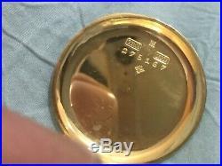 Vintage Patek Philippe chronometre gondolo in solid gold 18k case