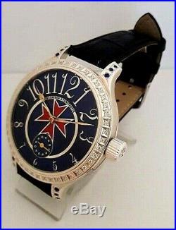 Vintage VACHERON &CONSTANTIN pocket watch movement SILVER CASE