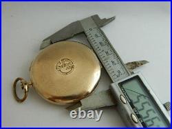Vintage cassa per orologio da tasca IWC vintage case for pocket watch