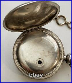 Waltham (1865) 18S. 15J. CIVIL WAR APPLETON TRACY Railroad watch coin hunter case